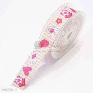 Hot Sale High Quality 2.2CM Different Kinks of Pattern Print Ribbon