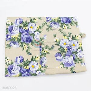 China Factory Durable Apron with Flowers Pattern