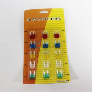 Factory High Quality 15pcs Automotive Fuse