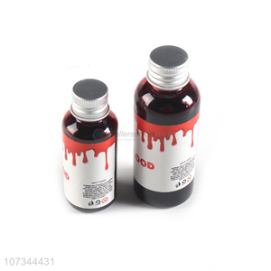 Cheap Price Vampire Makeup Fake Blood For Halloween Decoration