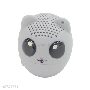 High quality cute animal bluetooth speaker mini wireless music speaker