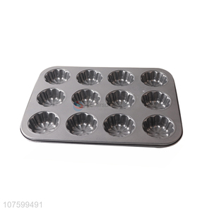Newest Cake Mold Cupcake Baking Tray Fashion Kitchen Bakeware