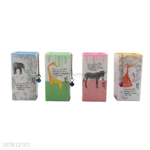 Newest Square Canned Wet Wipes Comfortable Nonwoven Wipes