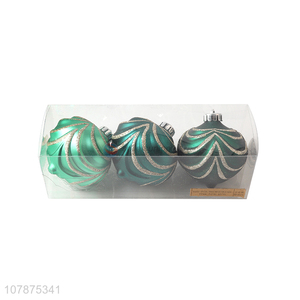 New Arrival Colorful Christmas Ball For Christmas Decoration